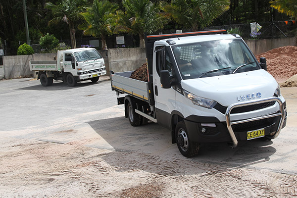 Iveco ,-Daily ,-Tipper ,-Review ,-TT4