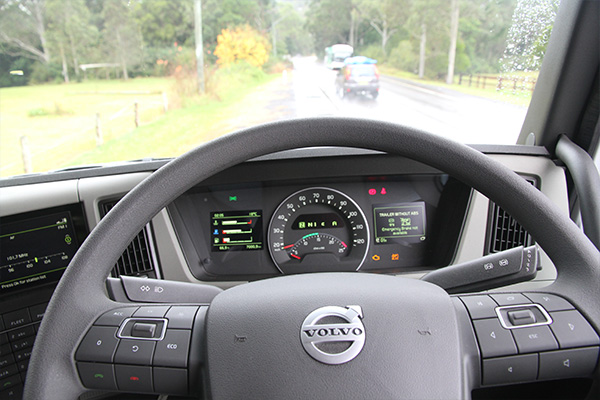 Volvo Fm 540 Truck Review